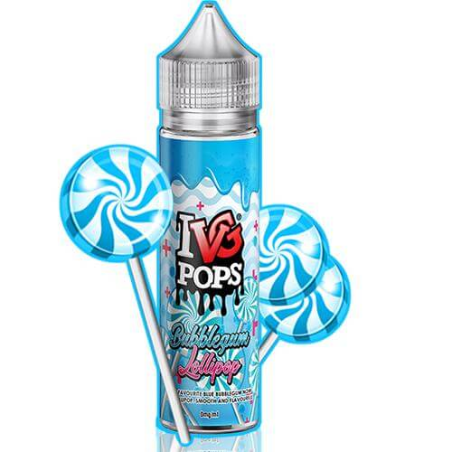 I VG Pops Bubblegum Lollipop