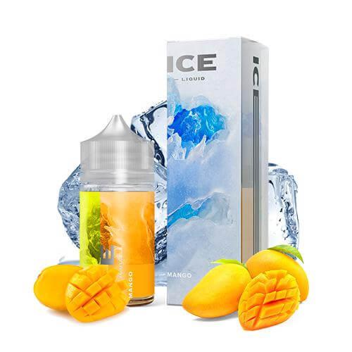 Ice E-liquid Mango 60ml (Shortfill)