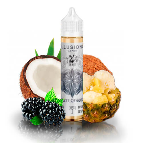 Illusions Vapor Taste of Gods