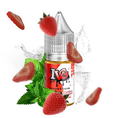 IVG 50/50 Strawberry Sensation
