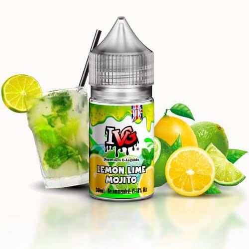 IVG Concentrates Lemon Lime Mojito