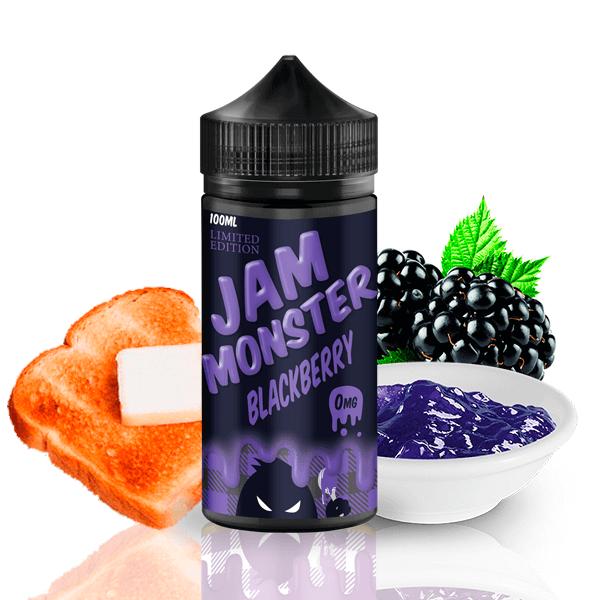 Jam Monster Blackberry