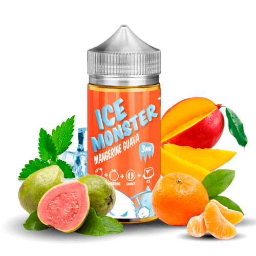 Jam Monster Ice Monster Mangerine Guava