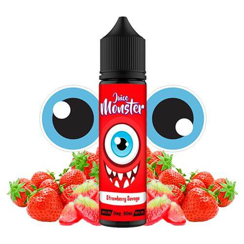 Juice Monster Strawberry Savage