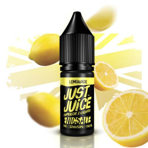 Just Juice Nic Salt Lemonade 20mg