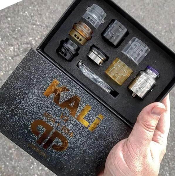 Kali v2 RDA/RSA - QP Design