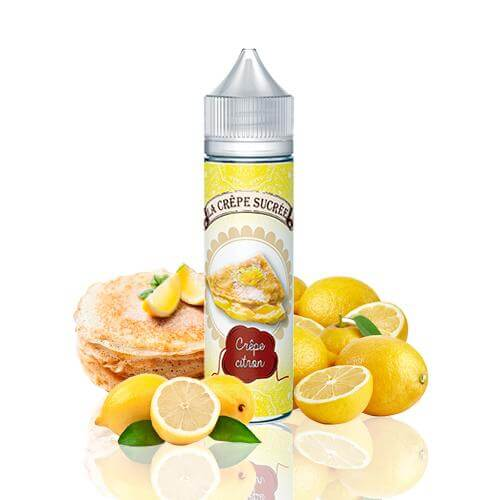 La Crepe Sucree Crepe - Citron 50ml