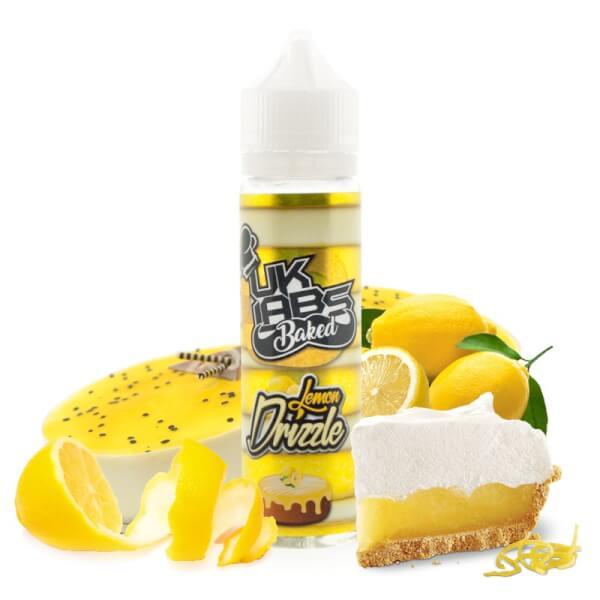 Lemon Drizzle - UK Labs Baked