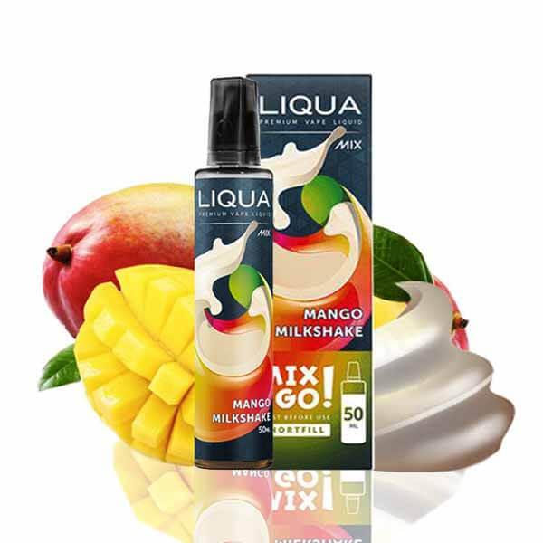 Liqua Mango Milkshake 50ml