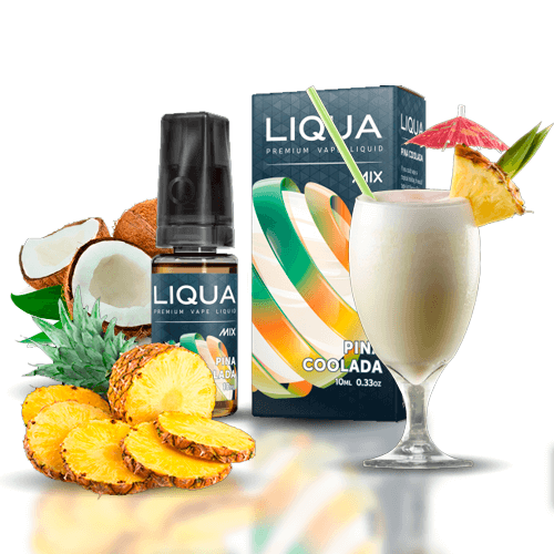 Liqua Pina Coolada 10ml
