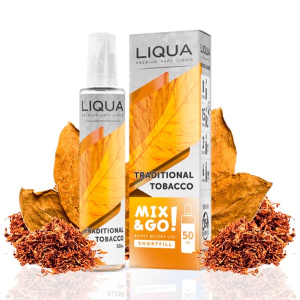 Liqua Traditional Tobacco 50ml