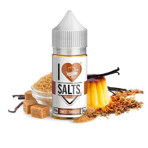 Mad Hatter I Love Salts Sweet Tobacco 20mg