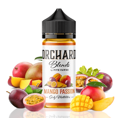 Mango Passion - Orchard Blends