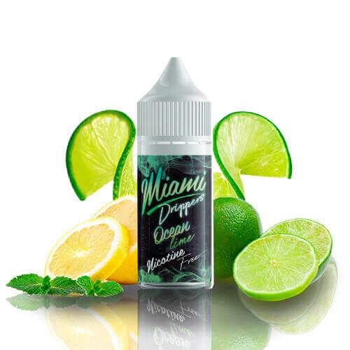 Miami Drip Club Ocean Lime