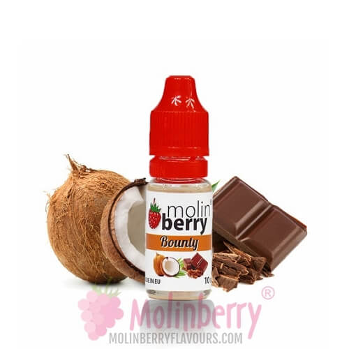 Molin Berry Bounty Flavour 10ML