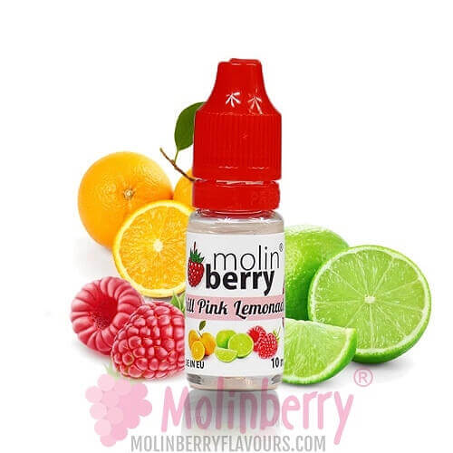 Molin Berry Chill Pink Lemonade Flavour 10ML