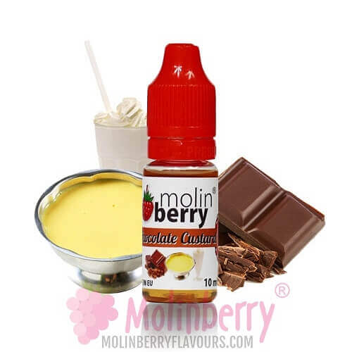 Molin Berry Chocolate Custard Flavour 10ML
