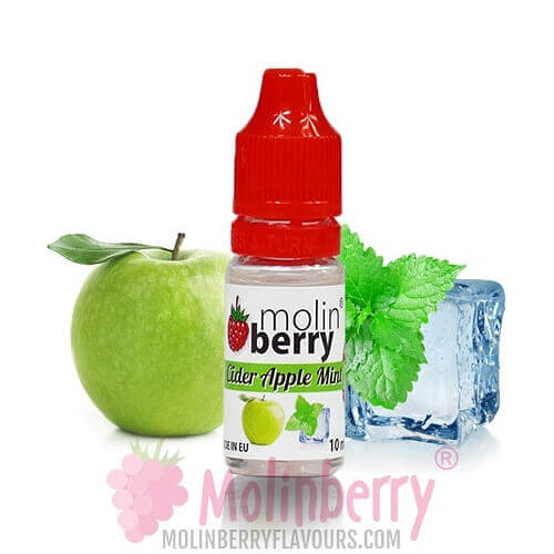 Molin Berry Cider Apple Mint Flavour 10ML