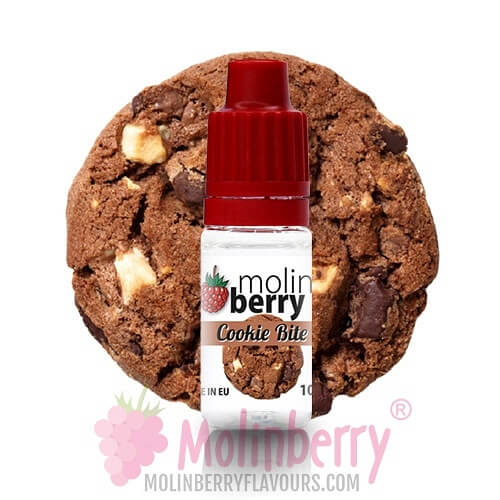 Molin Berry Cookie Bite Flavour 10ML