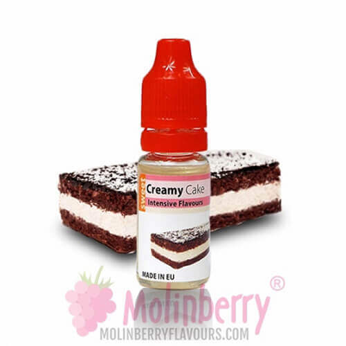 Molin Berry Creamy Cake Flavour 10ML