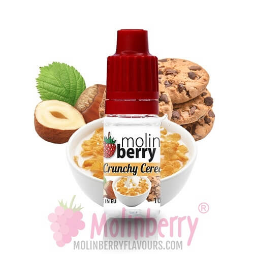 Molin Berry Crunchy Cereal Flavour 10ML