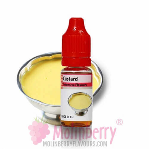 Molin Berry Custard Flavour 10ML