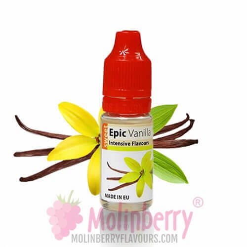 Molin Berry Epic Vanilla Flavour 10ML
