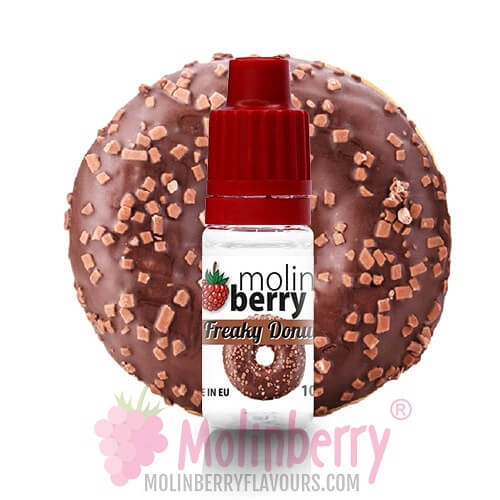 Molin Berry Freaky Donut Flavour 10ML