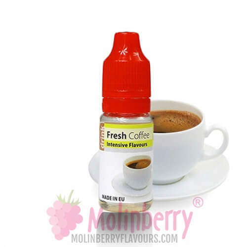 Molin Berry Fresh Coffee Flavour 10ML