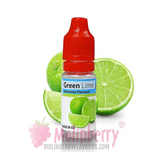 Molin Berry Green Lime Flavour 10ML