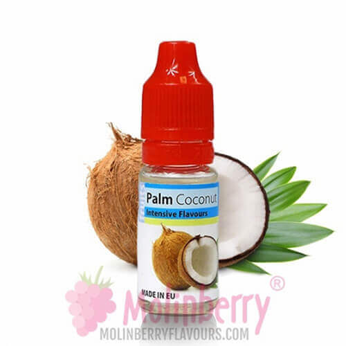Molin Berry Palm Coconut Flavour 10ML