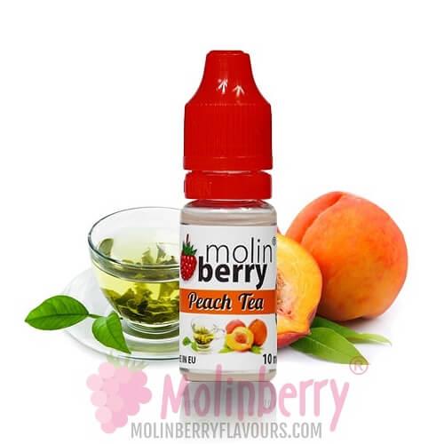 Molin Berry Peach Tea Flavour 10ML