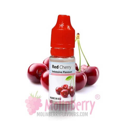 Molin Berry Red Cherry Flavour 10ML