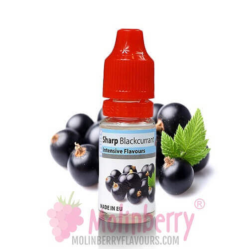 Molin Berry Sharp Blackcurrant Flavour 10ML