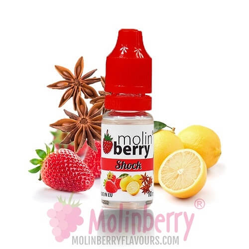 Molin Berry Shock Flavour 10ML