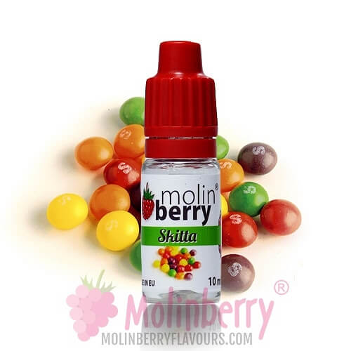 Molin Berry Skitta Flavour 10ML