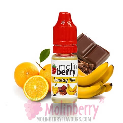 Molin Berry Sunday Hill Flavour 10ML