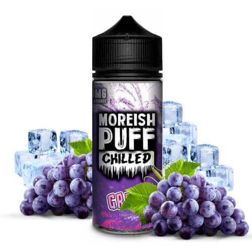 Moreish Puff Chilled Grape