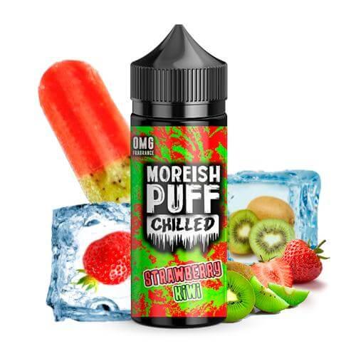 Moreish Puff Chilled Strawbery