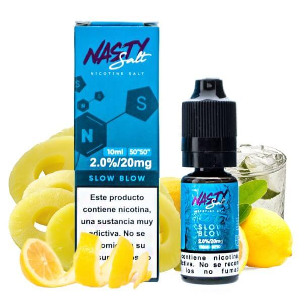 Nasty Juice Salt  Slow Blow 10ml