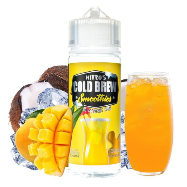 Nitros Cold Brew - Mango Coconut Surf