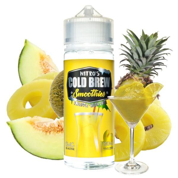 Nitros Cold Brew - Pineapple Melon Swirl