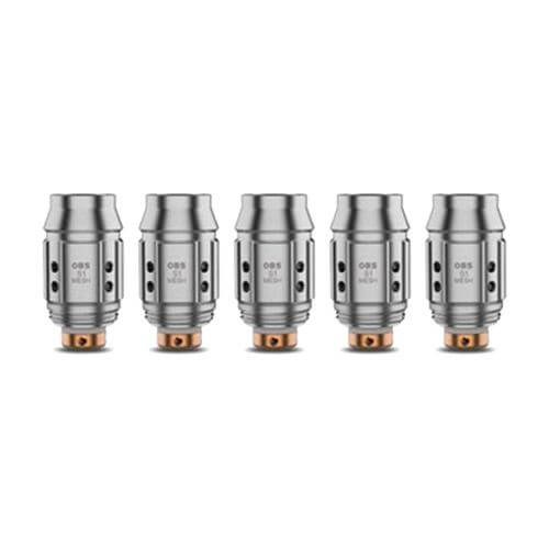 OBS S1 0.6ohm Mesh Coil (Pack 5)