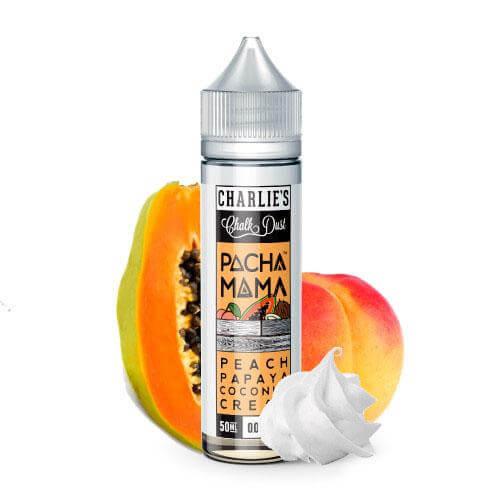 Pachamama Peach Papaya Coconut Cream