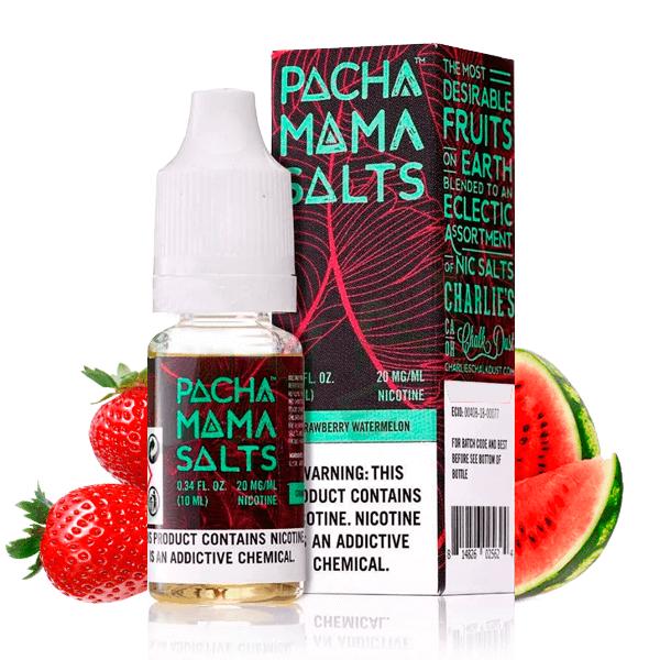 Pachamama Salts Strawberry Watermelon