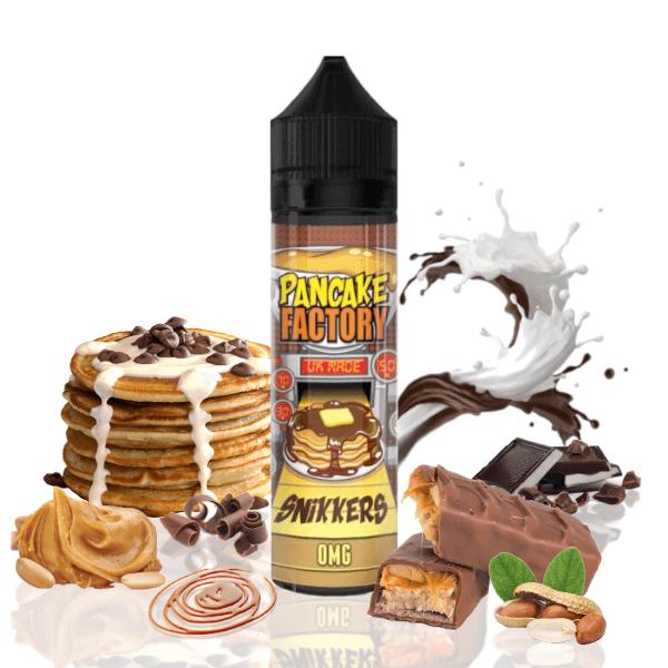 Pancake Factory Snikkers