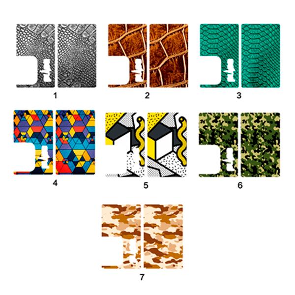 Pegatinas Panel Vandy Vape Pulse BF Mod Sticker