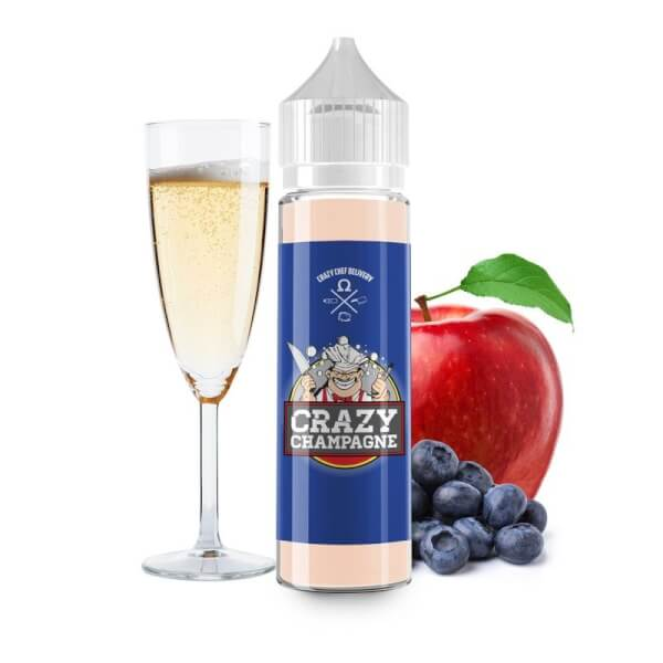Pink Champagne - Crazy Chef Delivery