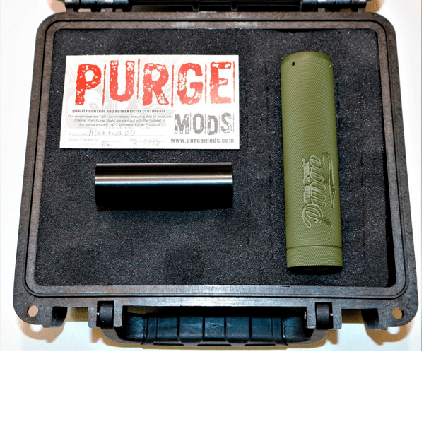 Purge The Truck 20700 Mod (Od Green)