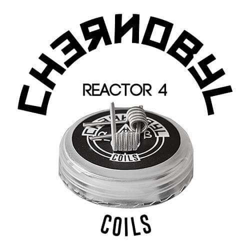 Reactor 4 - Chernobyl Coils